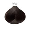 رنگ مو دائمی  تکنوفرویت آلتر اگو بسیار طبیعی کد 5/00 ( alter ego technofruit color Light Deep Chestnut 5/00)