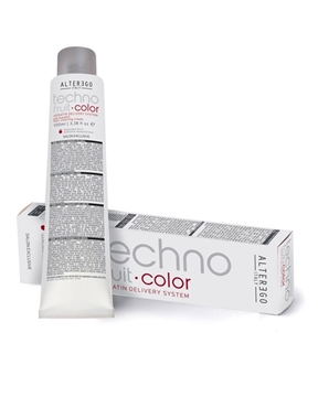 رنگ مو تکنو فرویت آلتر اگو (alter ego italy techno fruit hair coloring cream)