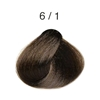 رنگ مو دائمی تکنوفرویت آلتر اگو خاکستری کد 6/1 ( alter ego technofruit color ash 6/1)
