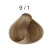 رنگ مو دائمی تکنوفرویت آلتر اگو خاکستری کد 9/1 ( alter ego technofruit color ash 9/1)