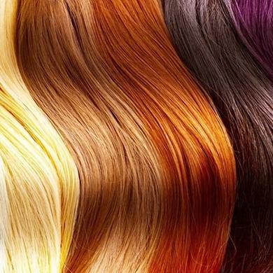 تصویر برای دسته انواع رنگ مو