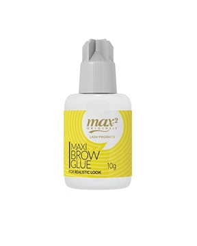 Max2 Maxi Brow Glue For Realistic Look