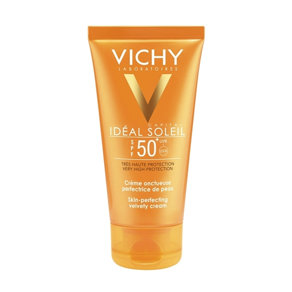 VICHY IDEAL SOLEIL BB Tinted Mattifying Face Fluid Dry Touch SPF 50