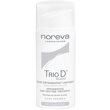 TRIO D DEPIGMENTING AND UNIFYING TREATMENT