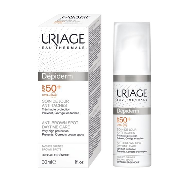کرم ضدآفتاب دپیدرم SPF50 اوریاژ | Uriage Depiderm SPF50 Sunscreen Cream