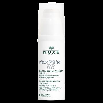 Nuxe White Brightening BB cream SPF 30