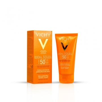 Vichy Ideal Soleil Velvety SPF 50+ Craem For Normal & Dry Skins 50 ml
