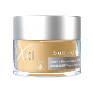 IXXI Sublixime Overnight Regenerating Cream