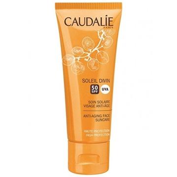 Caudalie Soleil Divin Anti Ageing Face Suncare