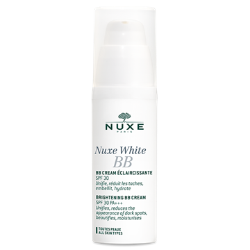 Nuxe White Brightening BB cream SPF 30
