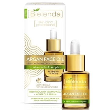 Bielenda Enriched Argan Face Oil With Sebu Control Complex 15ml