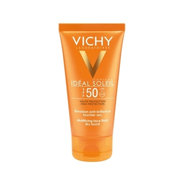 Vichy Dry Touch Face Fluid SPF 50