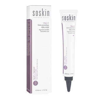 Soskin Glyco-C Pigment-wrinkle Corrective Care