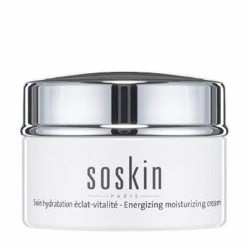 Soskin Energizing Moisturizing Cream Vitamin C 10%