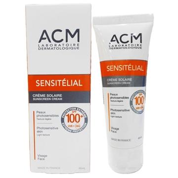ACM SENSITELIAL SUNSCREEN SPF 100