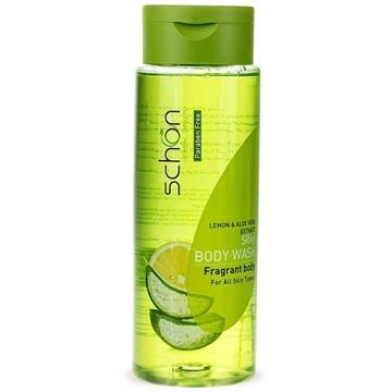 Schon Lemon And Aloe Vera Body Wash 420 ml