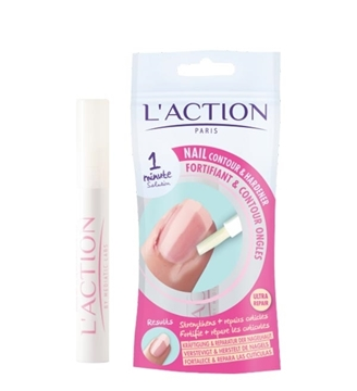 Laction Nail Contour And Hardener
