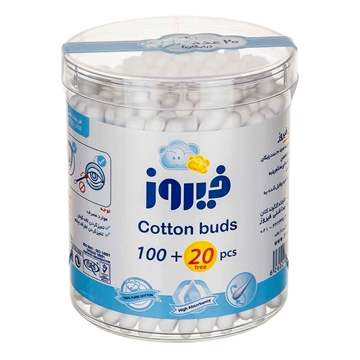 Firooz Cotton Swab 120pcs