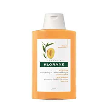 Klorane Nourishing Shampoo with Mango Butter 200ml