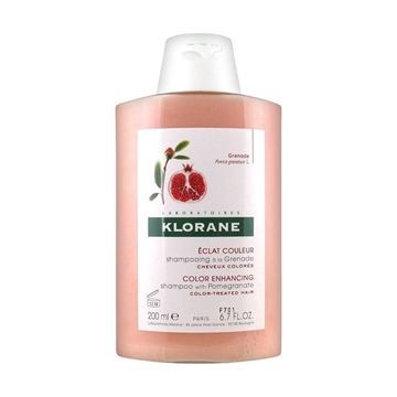 Klorane Shampoo with Pomegranate 200ml