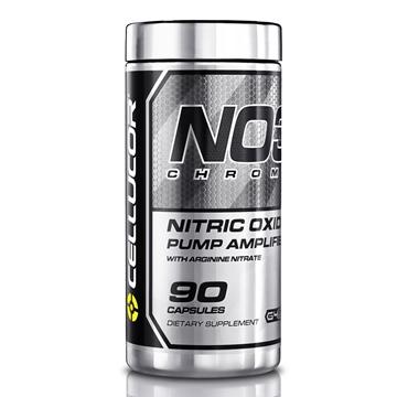 Cellucor NO3 Chrome Nitric Oxide Pump Amplifier 90 Caps