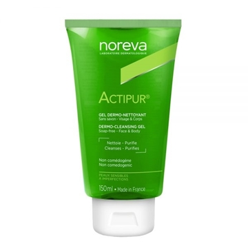 Noreva ACTIPUR Purifying Dermo Cleansing Gel 150ml