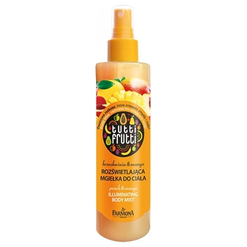 Farmona Tutti Frutti Peach And Mango Illuminating Body Mist