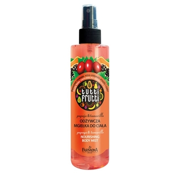 Farmona Tutti Frutti Papaya and Tamarillo Nourishing Body Mist