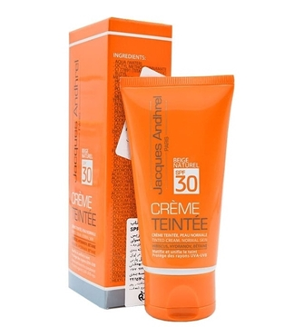 Jacques Andhrel Sunscreen Tinted Cream SPF30