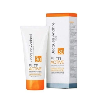 Jacques Andhrel Sunscreen Filter Active SPF30