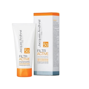 Jacques Andhrel Sunscreen Filter Active SPF50
