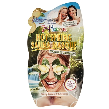 Montagne Jeunesse 7th Heaven Hot Spring Sauna Face Mask 15ml
