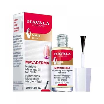 محلول محرک رشد ناخن ماوادرما ماوالا