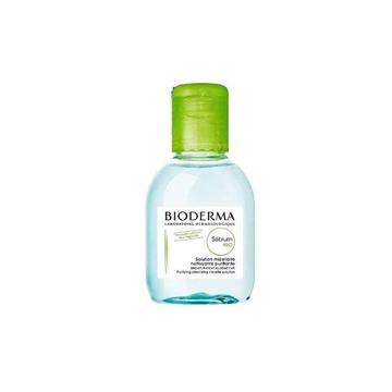محلول پاک کننده آرایش بایودرما