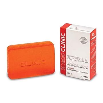 Decamond Clinic Glycerin PLUS Ultra Clear Glycerin Bar 120 gr