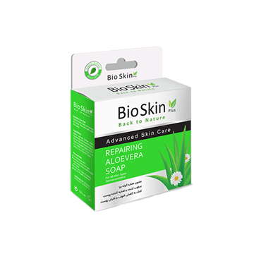 Bio Skin Plus Repairing Aloe Vera Soap