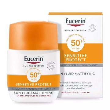 Eucerin Sun Face Mattifying Fluid SPF50