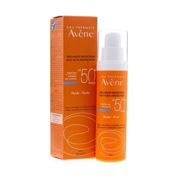 Avene Very High Protection Dry Touch Fluid SPF 50